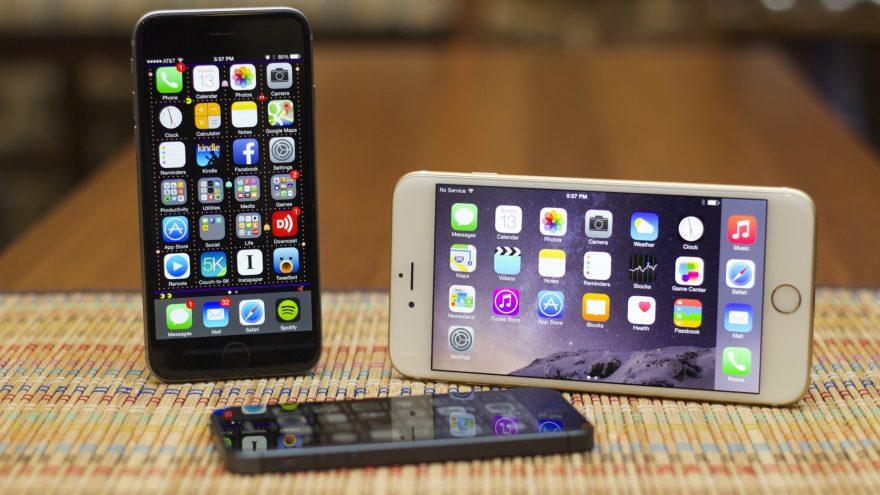 آبل: مشكلة اللمس في هاتف