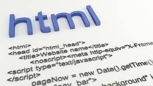 مقدمة في لغة HTML