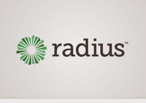 مشكلة radius is not responding