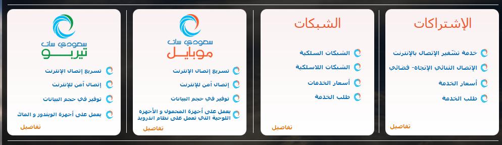 شركة سعودي سات للانترنت الفضائي