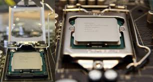 مشكلة في المعالج او البروسسيور للكمبيوتر