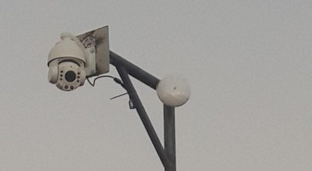اعداد وبرمجة جهاز IP Camera للمراقبة