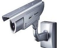 Installation of surveillance cameras