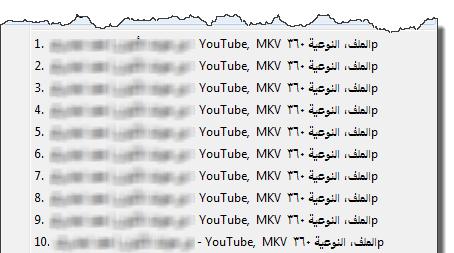ولكن هذا الشكل تعارض مع برنامج التحميل الشهير Internet DownLoad Manager الذى يستخدمه الكثيرون لتحميل الفيديوهات من موقع يوتيوب وهذه المشكله تتلخص فى صيغه ملفات الفيديو المراد تحميلها من متصفحه الجوجل كروم حيث انها تكون بصيغه MKV بدلا من MP4 حيث ان ملفات الفيديو المحمله بصيغه MKV تعمل فقط كصوت ولا يوجد صوره واحيانا لاتعمل اطلاقا رغم تحميلاها بنفس الحجم