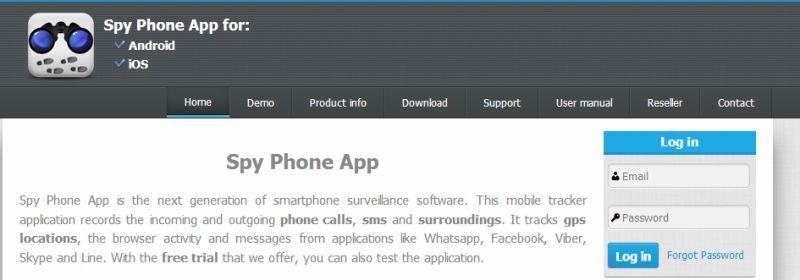 تطبيقات اندرويد للتجسس على هاتفك