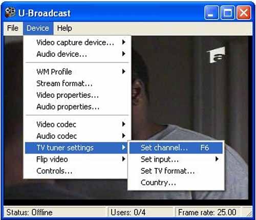 بث قنوات TV على سيرفر المايكروتك
