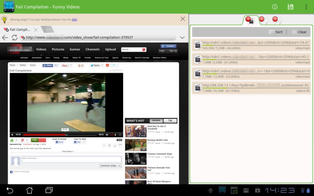 تطبيق AVD – Download Video Downloader