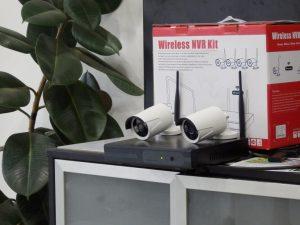 سلسلة منظومة كاميرات المراقبة CCTV 4