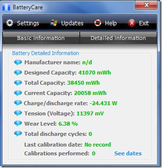 شرح تحميل برنامج BatteryCare