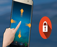 قفل شاشة هاتفك بدون كود ولا النمط
