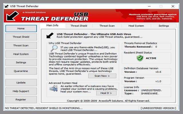 أفضل 3 برامج لمنع انتقال الفايروسات الى حاسوبك عبر الفلاش