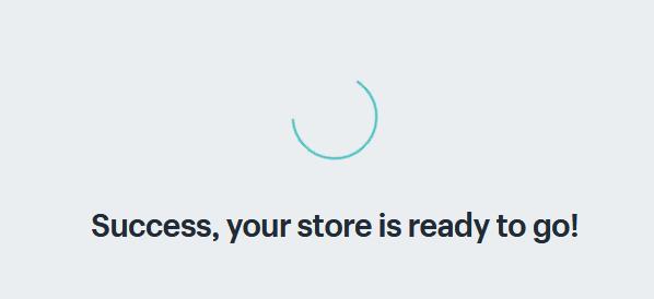 التسجيل في متجر Shopify