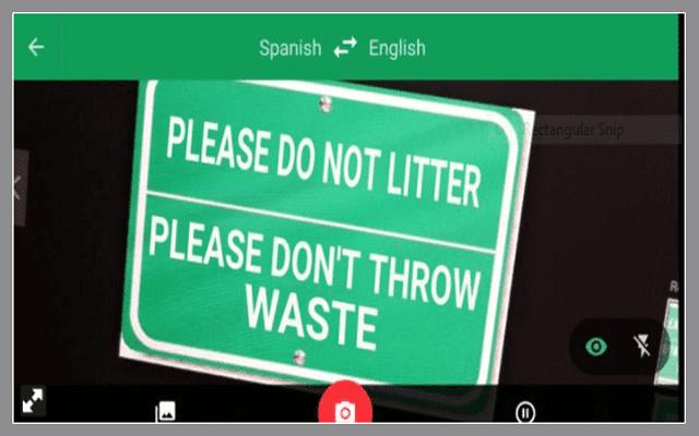 تطبيق جوجل للترجمة