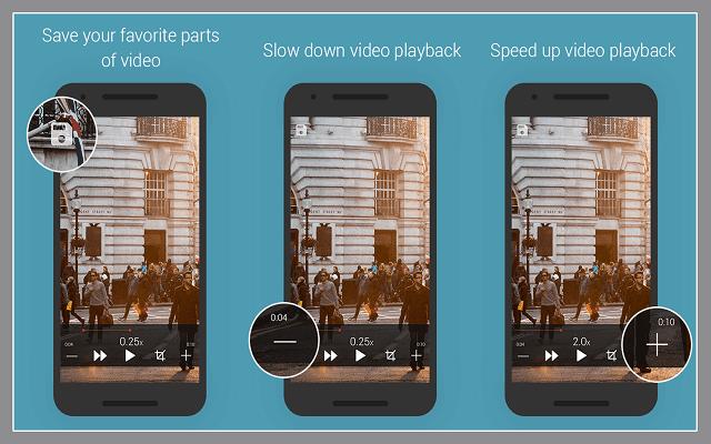 4 تطبيقات خاصة بالتصوير البطيء