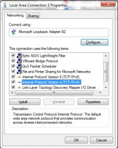 كيفية ربط MikroTik في GNS3