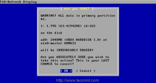 Data-Lost-Warning-Alert