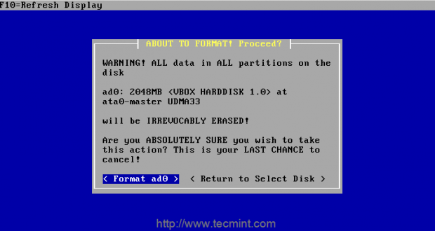 Format-Data-on-Disk