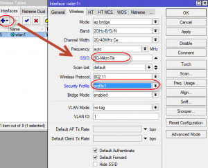 Share Internet from 3G modem by using MikroTik router