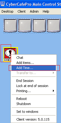 add-time-to-connected-client