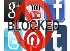 block Facebook, Twitter, Youtube on Mikrotik