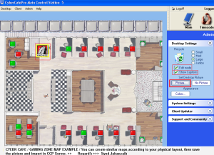 live-map