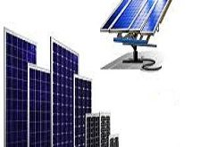 Calculation of solar system requirement of batteries