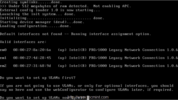 Configure-Pfsense-Interfaces