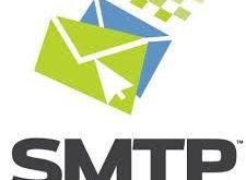 block SMTP mikrotik