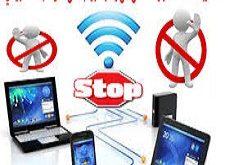 كيفية إيقاف الناس من استخدام Wi-Fi المنزل