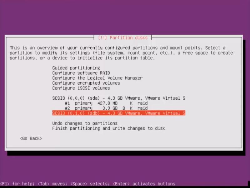 اعداد وتثبيت Ubuntu