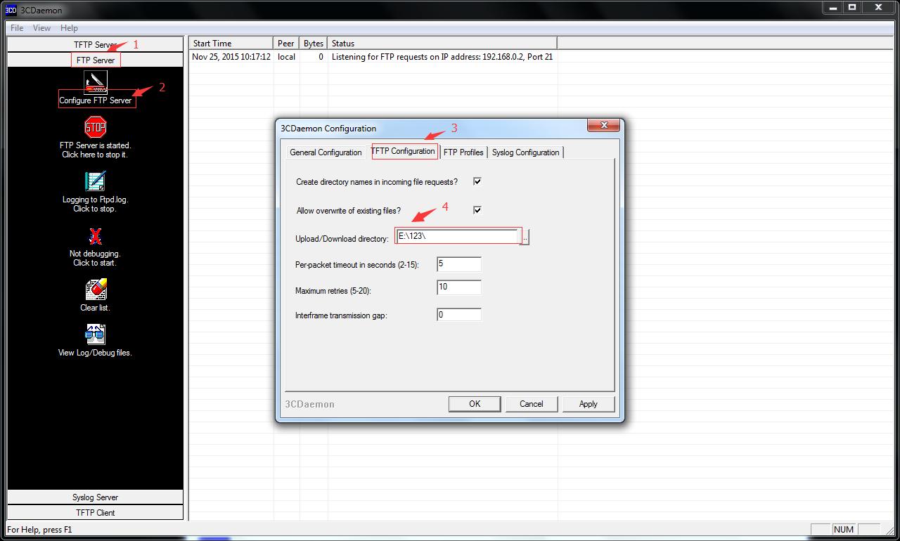 كيفية ترقية TP-Link SMB Router