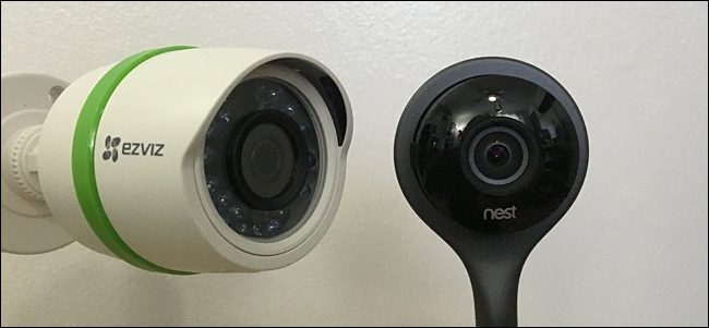 كاميرات مراقبة سلكية أم كاميرات Wi-Fi