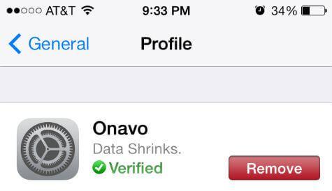 iOS-Profile