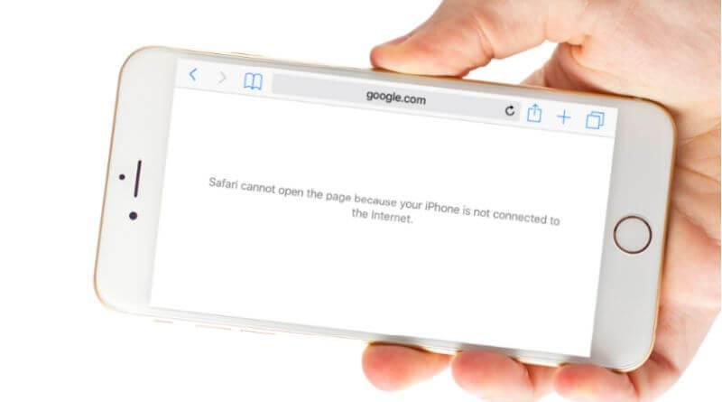 عدم مقدرة هواتف iPhone من تسجيل الدخول للشبكة