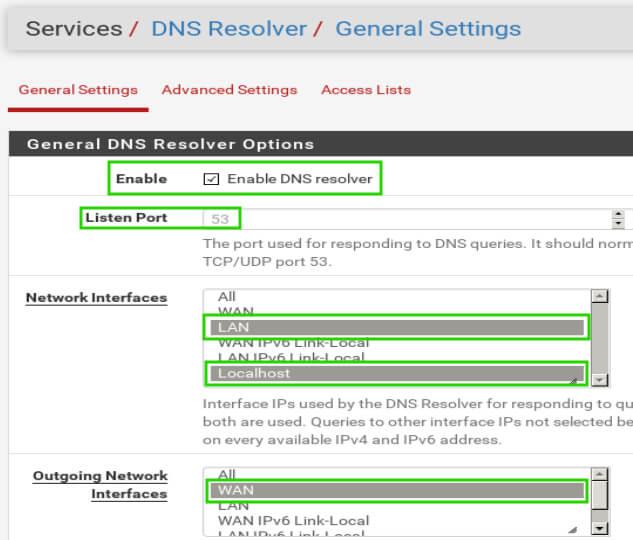 pfSense-Enable-DNS-Resolver
