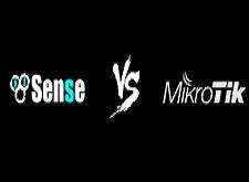 المقارنة بين Mikrotik و Pfsense