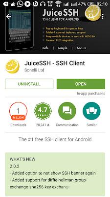 Set-Mikrotik-Using-Android-via-SSH
