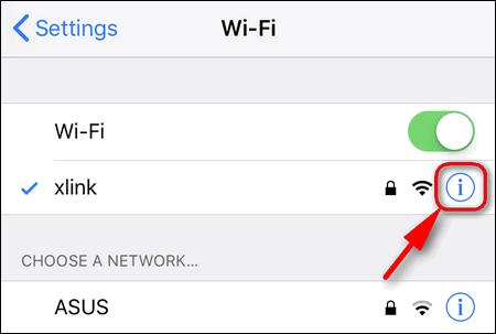 WiFi-network-information-iOS-11