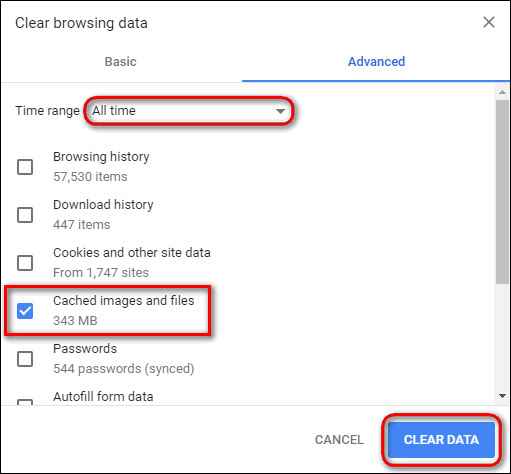 clear-cached-images-and-files-Chrome-Windows