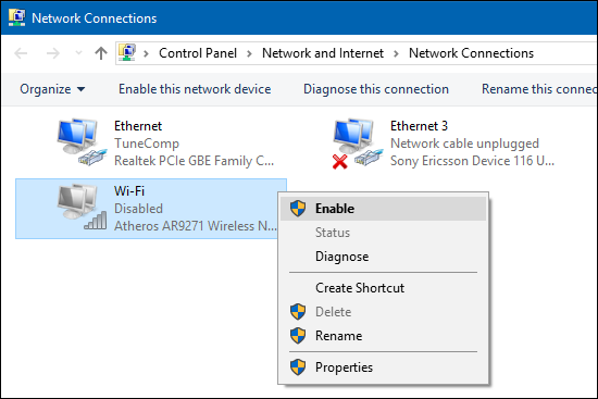 enable-Wi-Fi-connection
