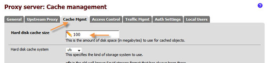 Cache Mgmt