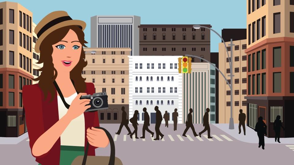 سبع كاميرات رقمية موصى بها لتصوير الشوارع بدقة عالية ووضوح تام