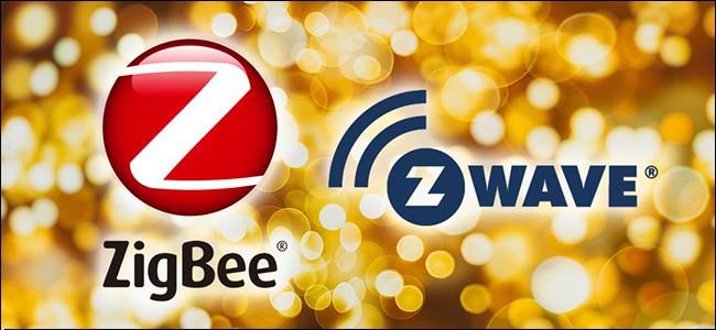"ما هي منتجات ""ZigBee"" و ""Z-Wave"" Smarthome"