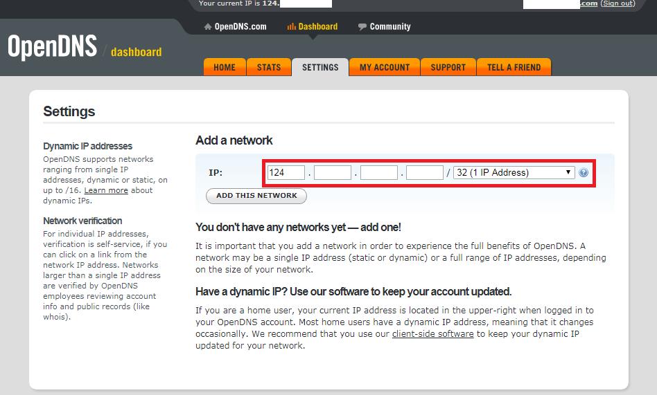 عمل تصفية ( فلترة ) للويب اثناء التصفح بأستخدام Pfsense بواسطة OpenDNS لحماية الشبكة
