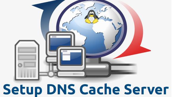 إعداد خادم DNS Server للتخزين المؤقت في سيرفر Ubuntu Server 14.04