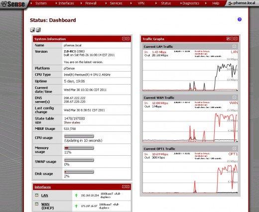 مقدمة عن نظام جدار الحماية pfSense-An المفتوح المصدر للشبكات والمحلات والشركات والمؤسسات