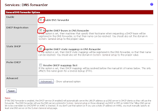 DHCP forwarder
