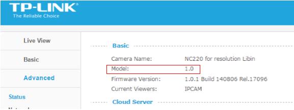 Smart Home (Cloud Cameras)
