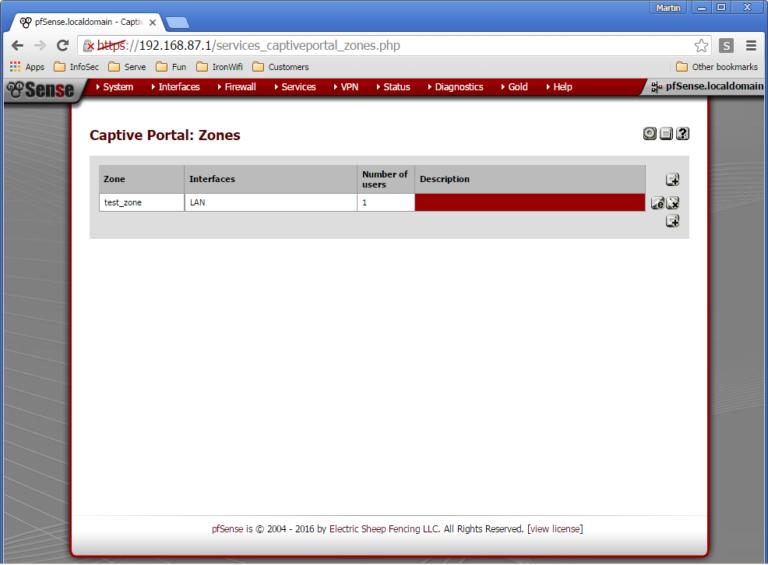 pfSense with Captive Portal