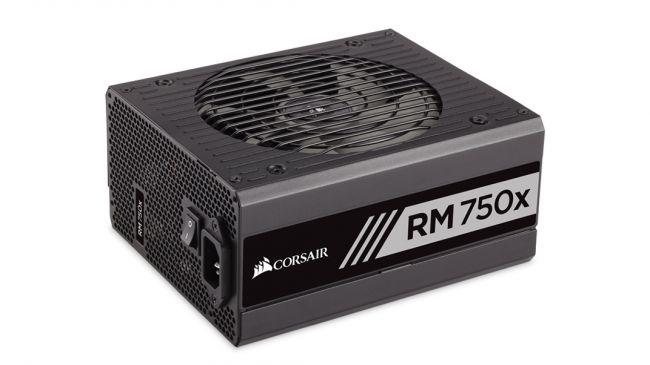 Best power supply: Corsair RM750x